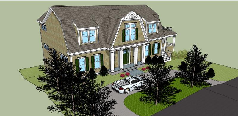 West Harwich House Design 3D_2