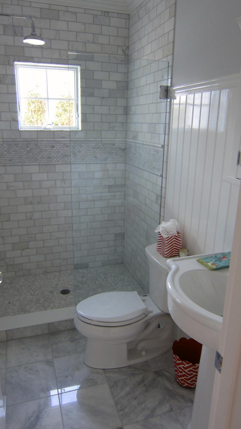 Chatham home custom bathroom