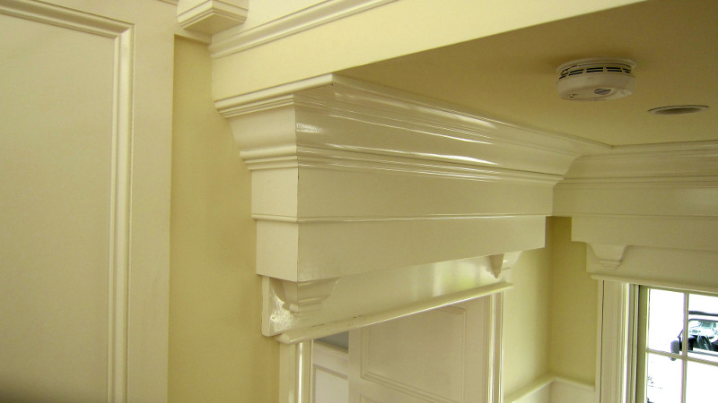 Chatham molding detail