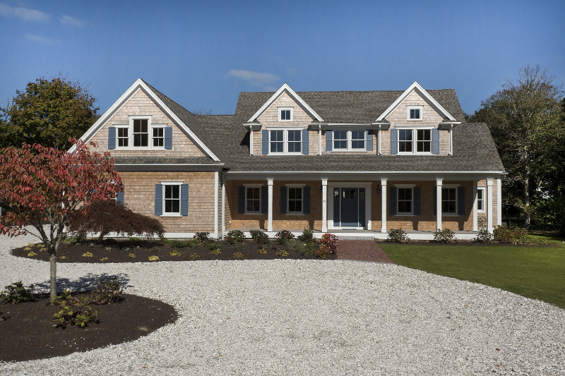 Chatham Custom Home Exterior