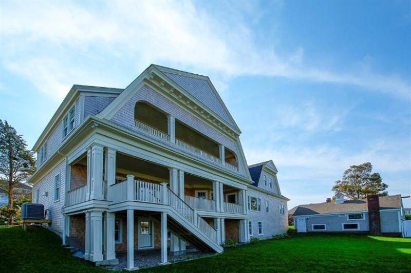 Hyannis Custom Home exterior