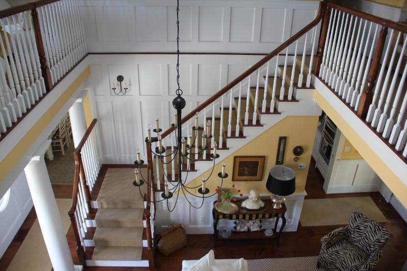 Orleans stairwell
